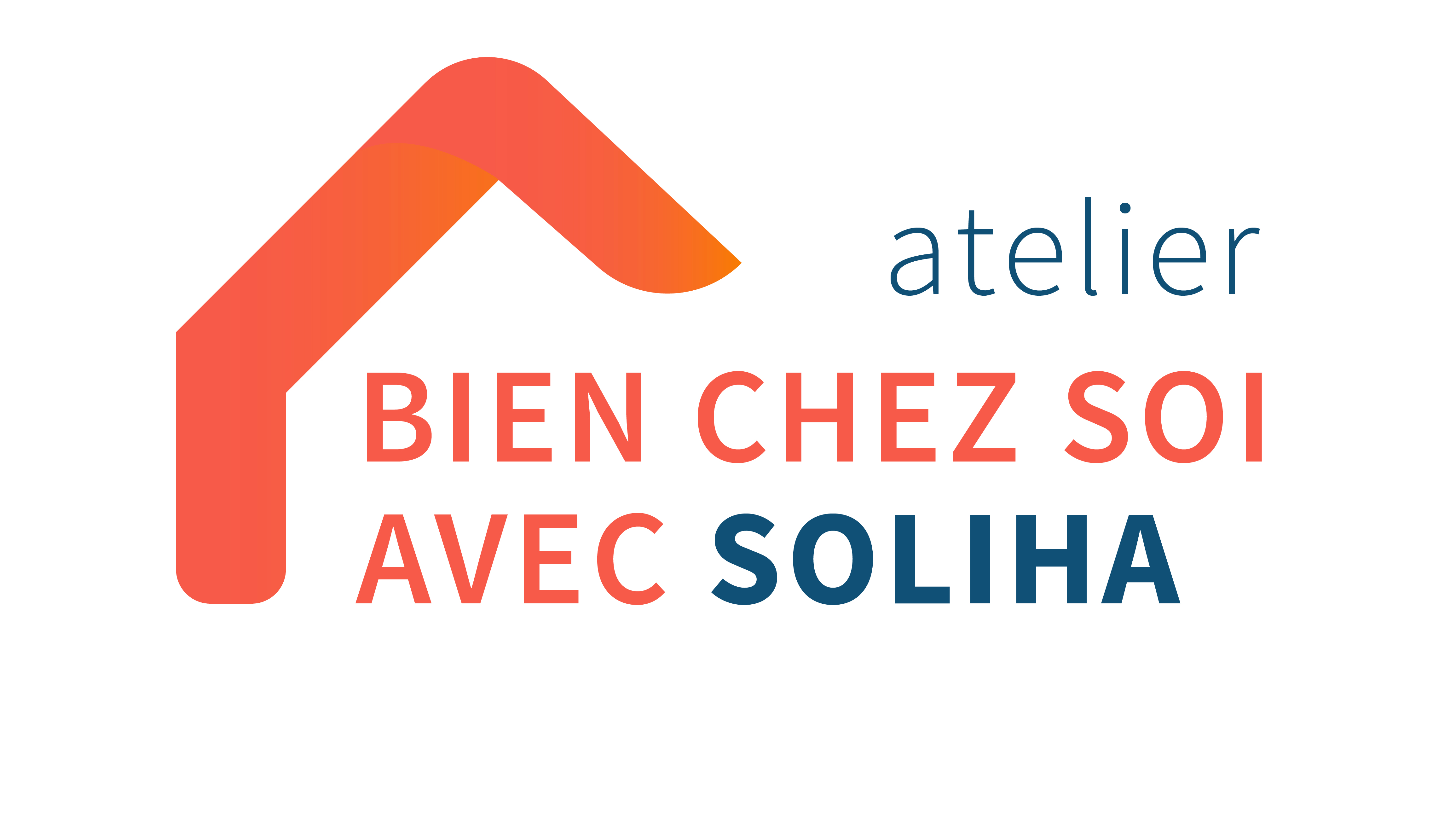 Logo Bien chez soi avec SOLIHA
